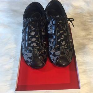 Coach Canvas Signature Sneakers